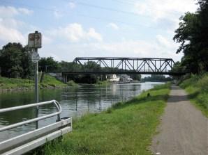 Brücke über den Dortmund-Ems Kanal