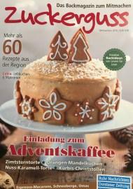 Zuckerguss 2016 mit Mokkaplätzchen von Sylvia Tiews und Birgit Treichel