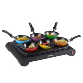 Mini Wok Set - Tristar BP 2827
