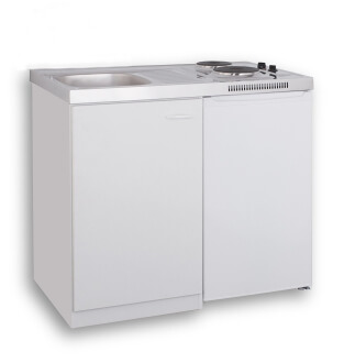 MEBASA MK0001   Pantryküche Mit Kühlschrank