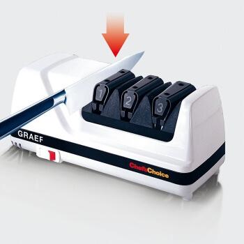 elektrischer Messerschaerfer - Graef CC 120 DE