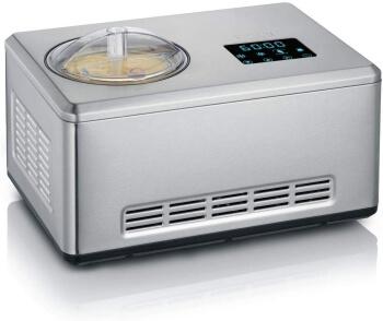 Severin EZ 7405 - Eismaschine mit Kompressor