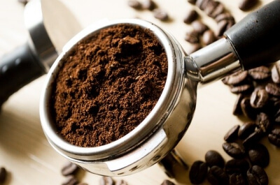 richtige Menge Kaffee