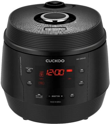 Cuckoo CMC-QAB549S - 8 in 1 Multikocher