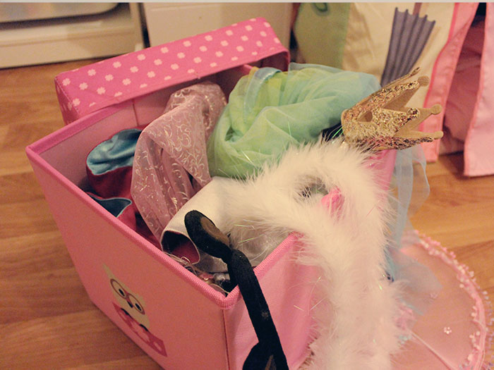 Verkleidungs-Kiste
