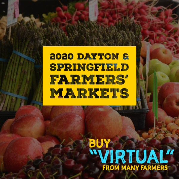 "Local Farmers' Markets in Dayton and Springfield, Ohio – Buy ""Virtual"" from Many Farmers"