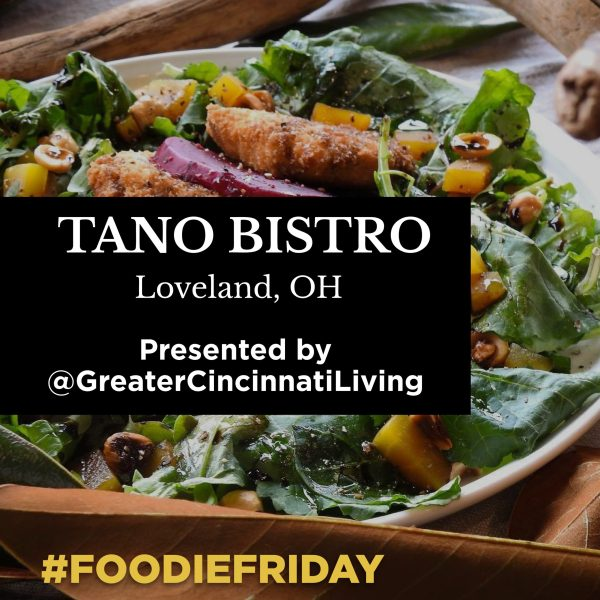 #FoodieFriday: Chef Gaetano of Tano Bistro