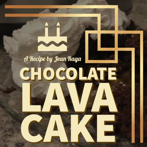 Chocolate Lava Cake (in a Slow Cooker!) by Jean Raga