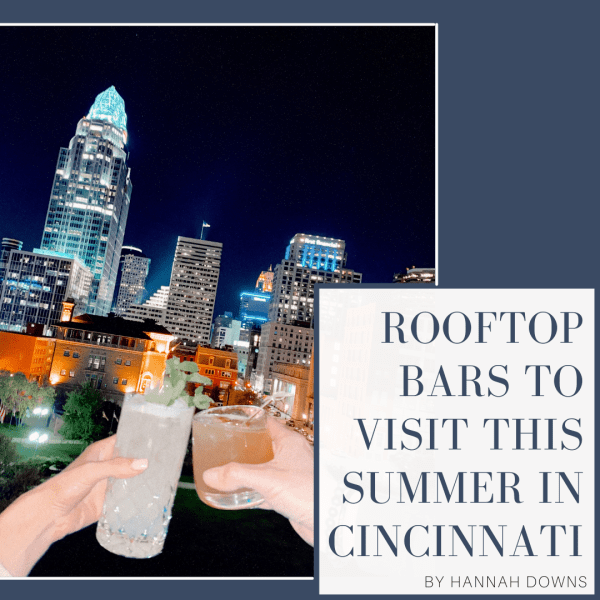 Rooftop bars in Cincinnati