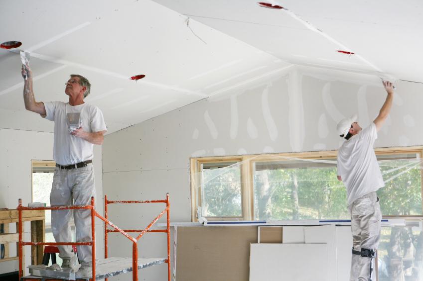 Zimmerdecke renovieren » Diese Optionen gibt es
