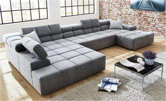 Fresh Big Sofa Xxl Wohnlandschaft Scha¶N Sofas Xxl Lutz ...