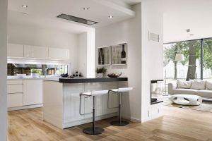 35 Inspirierend Ideen Offene Küche Wohnzimmer Küchen ...
