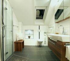 Badezimmer Klein Modern Einzigartig Modern Bad Dachschräge Modern von Badezimmer Klein Modern ...
