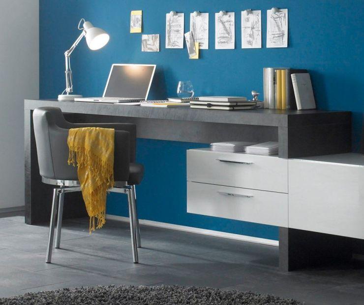 Schrankwand Mit Schreibtisch 2021