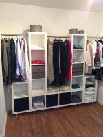 Fresh Begehbarer Kleiderschrank Selber Bauen Kleiderstange ...