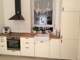 Ikea Landhausküche Weiß Stilvoll Stunning Ikea Küchen ...