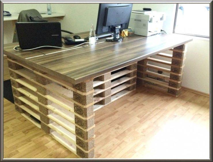 Designer Schreibtisch Selber Bauen 2021