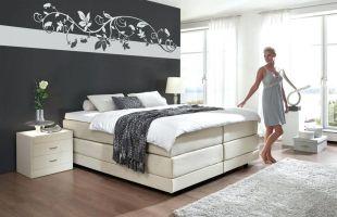 Schlafzimmer Wände Farblich Gestalten Braun Erstaunlich On ...
