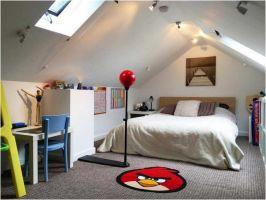 Schlafzimmergestaltung Mit Dachschrage Die Besten von Schlafzimmer Mit Dachschräge Farblich ...