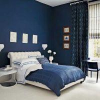 Stilvolle Schlafzimmer Dachschräge Farblich Gestalten ...