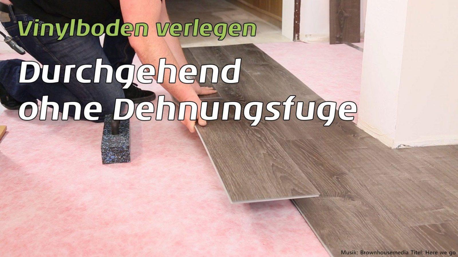 Vinyl Click Bodenbelag Verlegen Am85 Hitoiro Von Klick