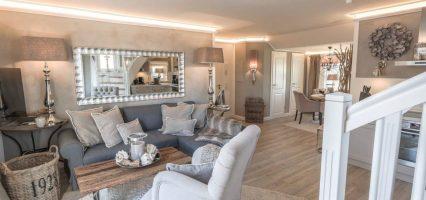 Wohnzimmer Ideen Landhausstil Modern Luxury Weihnachtsdeko ...