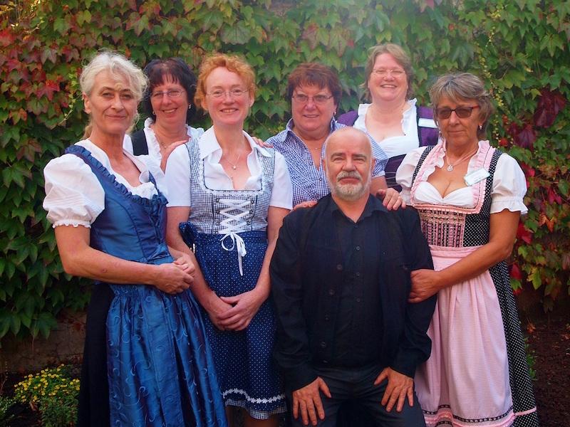 Schunkeln ist Pflicht: Oktoberfest im Haus Martin