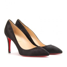 Christian Louboutin Pigalle suede pumps