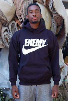 Another Enemy Ekin hoodie