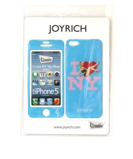 Joyrich I Love NY iphone 5 case