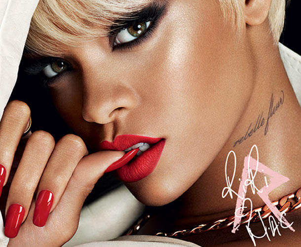 Rihanna for MAC Holiday 2013