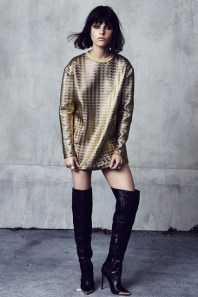 Rihanna for River Island Winter 2013 ad campaign