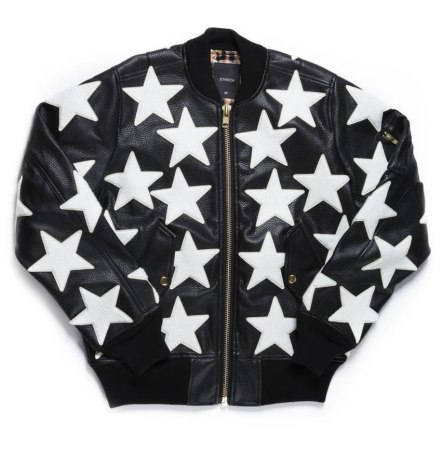 Joyrich All Star patched jacket