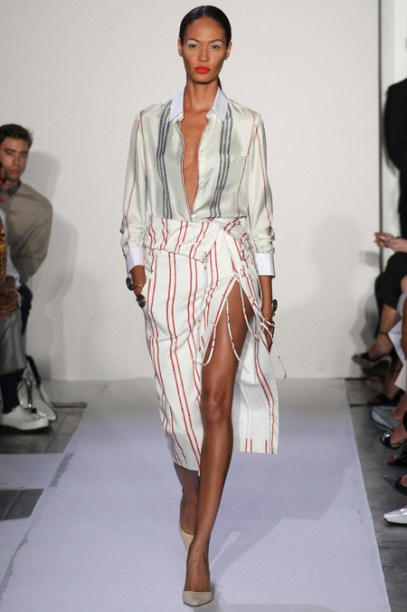 Altuzarra Spring/Summer 2014 collection - Look 1