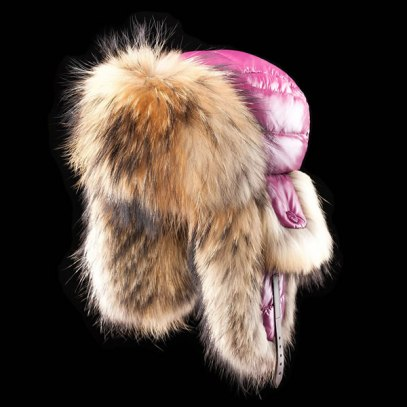 Moncler aviator hat