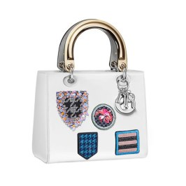 Dior - Lady Dior patch handbag