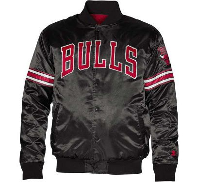 G-III Chicago Bulls starter jacket