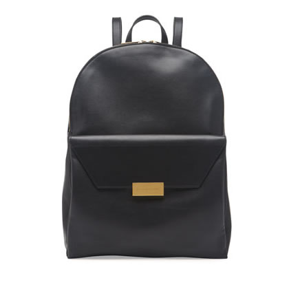 Stella McCartney faux leather backpack