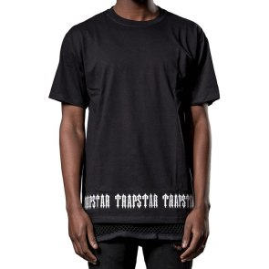 Trapstar Irongate base tee as seen on Rihanna