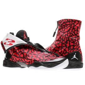 Air Jordan XX8 Quickstrike sneakers in red elephant
