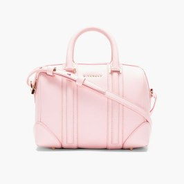 Givenchy Lucrezia mini tote in pink