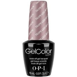 OPI Gel Colour in Taupe-less Beach