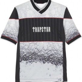 Trapstar Evolution football tee