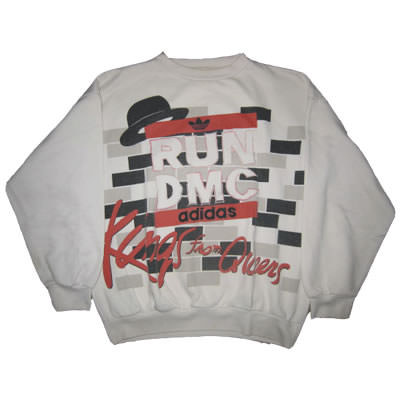 adidas Run-DMC Kings from Queens sweatshirt