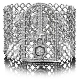 Sybarite Gate bracelet as seen on Rihanna