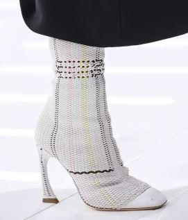 Dior Spring 2015 boots as seen on Rihanna