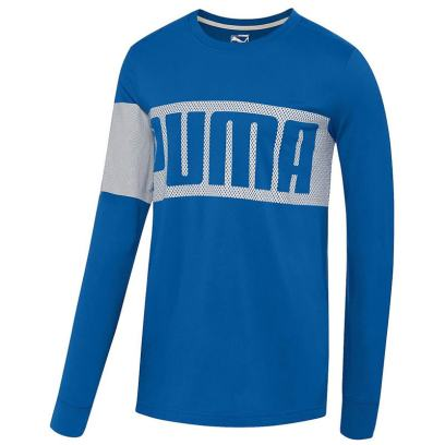 Puma long sleeve t-shirt as seen on Rihanna