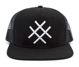 Lucid FC logo trucker hat as seen on Rihanna