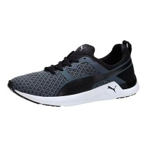 Puma Pulse XT Geo training shoes in black