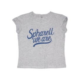 Spharell We Are logo t-shirt as seen on Rihanna